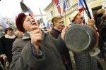 """Le Monde: """"На Украине кризис и безжалостная политическая партизанская война"""""""