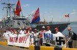 Боевые корабли Турции в Севастополе