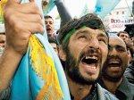 Крымские татары угрожают перекрыть Украине дорогу в Евросоюз