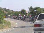 Автопробег «Русского Крыма» покорил восточное побережье (Фото)