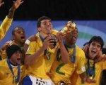 Кубок конфедерации вновь у Бразилии