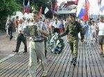 Защитники Графской пристани «похоронили» украинскую табличку