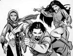 Супергерои приняли ислам