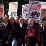 В Германии прошла акция протеста против неонацистов