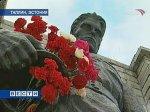 В Эстонии осквернен памятник Воину-освободителю