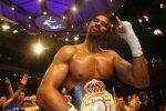 Девид Хэй - новый чемпион мира в супертяжелом весе по версии WBA (фото боя Валуев vs Хэй)