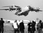 Состоялся первый полет среднего военно-транспортного самолета Airbus A400M