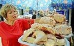 Россия запретила импорт курятины, обработанной хлором