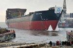 Испытания супертанкера арктического плавания прошли успешно