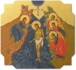 Крещение Господне-святой праздник