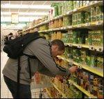Покупатели дерутся из-за продуктов