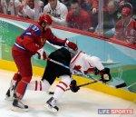 Россия проиграла Канаде - 3:7