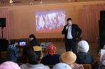 Активисты «Русского единства» встретились с жителями села Изобильное