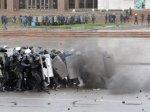 На борьбу с мародерами в Киргизии брошен спецназ
