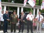 Активисты Всекрымского движения «Русское единство» отметили День 22 июня памятными акциями (ФОТО)