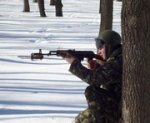 Харьковским зенитчикам довелось продемонстрировать свою боеготовность